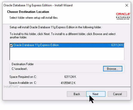Installing Oracle Database Express Edition and SQL Developer