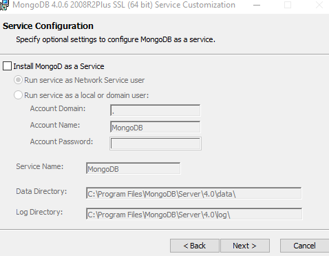 Installing MongoDB On Windows 10 and Getting started with MongoDB