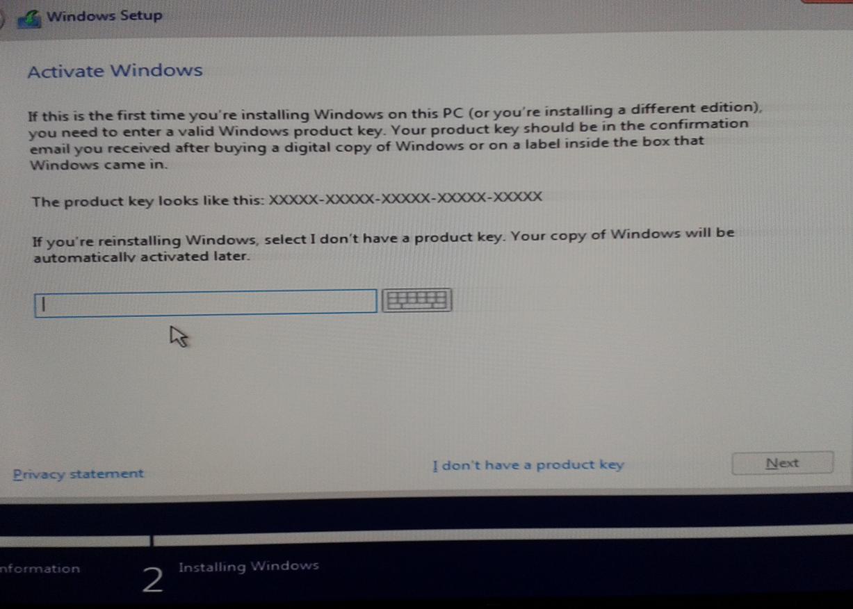 microsoft 10 usb license key, multiple installs