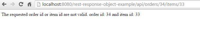 JAX-RS - Fine Tuning responses using ResponseBuilder and Response