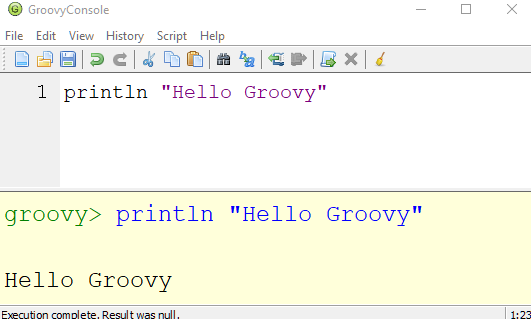 Getting Started with Groovy