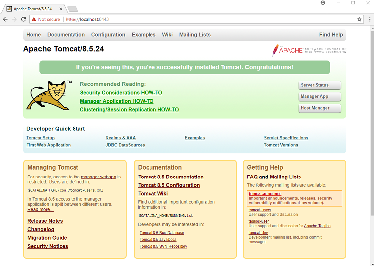 How To Configure Apache Tomcat To Use Https Ssltls
