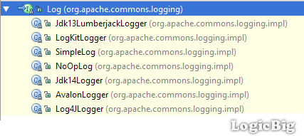 Apache Commons Logging features and a quick start example