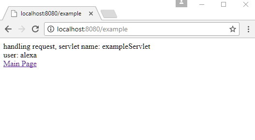 Spring Security With Servlet And Jsp Example