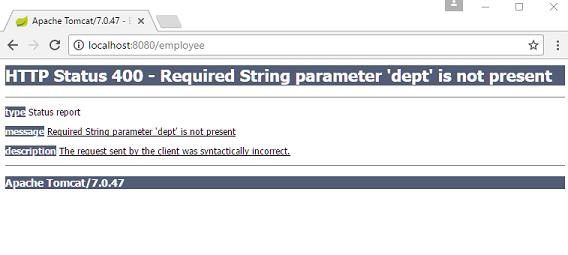 Spring MVC - Using java 8 Optional as handler method parameter