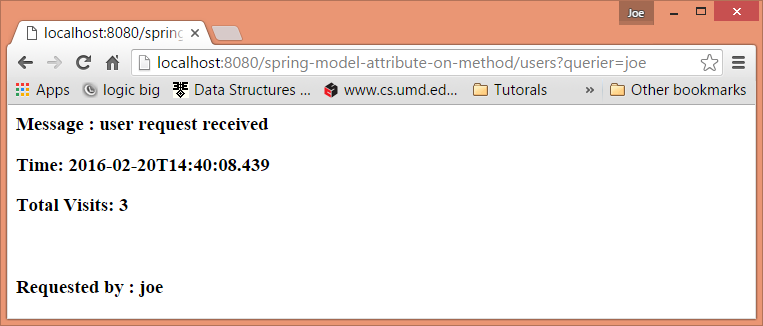 Spring MVC - What is @ModelAttribute and how to use it?