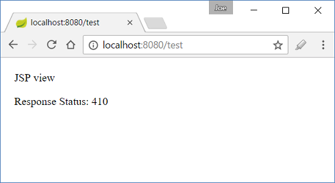 Spring MVC - How to map a URL to a view without a controller?